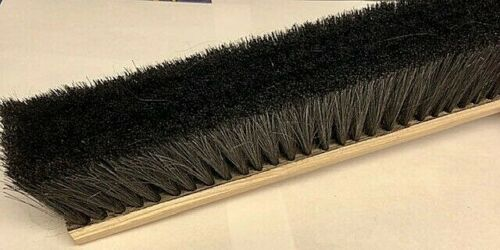 "36"" Floor Broom Horse & Plastic Brush Head w/ Mounting Brace NEW"