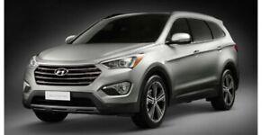 2013 Hyundai Santa Fe SE AWD - Leather & Sunroof