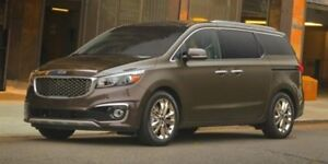 2017 Kia Sedona LX Accident Free,  Heated Seats,  Bluetooth,  A/
