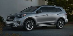 2017 Hyundai Santa Fe XL 3.3L LUXURY AWD 6 PLACES