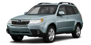 2010 Subaru Forester AWD LIMITED Leather,  Sunroof,  Heated Seat