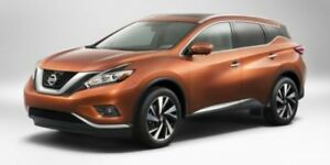 2018 Nissan Murano SV ALL WHEEL DRIVE