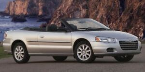 2006 Chrysler Sebring Conv LIMITED CONVERTIBLE Accident Free,  L