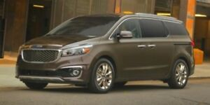 2017 Kia Sedona LX PLUS Accident Free,  Heated Seats,  Back-up C