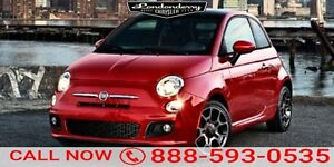 2012 FIAT 500 POP Accident Free,