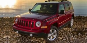 2016 Jeep Patriot 4X4 HIGH ALTITUDE Accident Free,  Navigation (