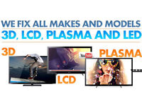 LCD, LED & Smart TV repair in London