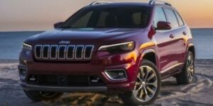 2019 Jeep Cherokee Limited 4x4 V6 | New Design | Sunroof | Navig