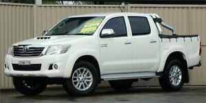 2014 Toyota Hilux KUN26R MY14 SR5 (4x4) 5 Speed Automatic Dual Cab Pick-up Lismore Lismore Area Preview