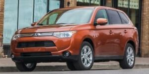 2014 Mitsubishi Outlander AWC GT Leather,  Heated Seats,  Sunroo