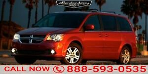 2016 Dodge Grand Caravan CANADA VALUE PACKAGE Accident Free,