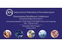 Preventative Healthcare & Aromatherapy Event Conference