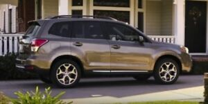 2017 Subaru Forester LIMITED W/ TECH PACK | 5 STAR PLUS SAFTEY |