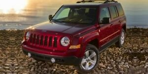 2016 Jeep Patriot High Altitude 2.4L 4Cyl - 4WD, Leather Seating