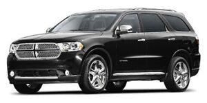 2013 Dodge Durango AWD CITADEL 5.7 HEMI Navigation (GPS),  Leath