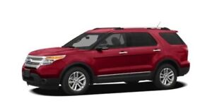 2012 Ford Explorer 7 Seats, Tow pack, Blue tooth, **From 110...