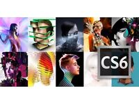 ADOBE CREATIVE SUITE 6 - MASTER COLLECTION - MAC/PC