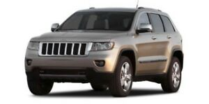 2012 Jeep Grand Cherokee Overland - Sunroof - Navigation - Coole