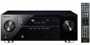 Pioneer VSX-1026k 7.1-Channel 3D Ready A/V Receiver