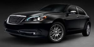 2012 Chrysler 200 LX A/C,