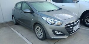 2017 Hyundai i30 GD4 Series II MY17 Active Silver 6 Speed Sports Automatic Hatchback Berwick Casey Area Preview