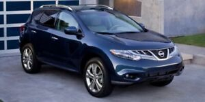2013 Nissan Murano SL ALL WHEEL DRIVE Accident Free,  Leather,