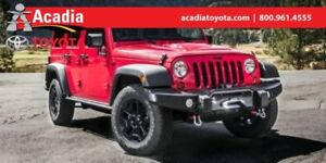 2015 Jeep Wrangler Unlimited Sport **NO PAYMENTS UNTIL SPRING**