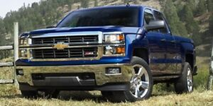 2015 Chevrolet Silverado 1500 WT Double Cab 4x4 - $101/Week