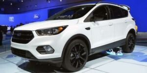 2017 Ford Escape S AUTOMATIC Accident Free,  Heated Seats,  Back