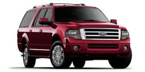 2013 Ford Expedition Max AWD LIMITED Navigation (GPS),  Rear DVD