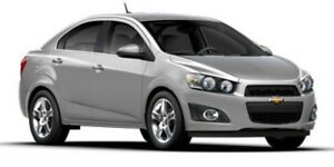 2014 Chevrolet Sonic LS Sedan - 5 Speed Manual - 0.9% Financing