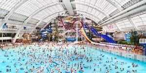 Want to Buy West Edmonton Mall Waterpark Passes