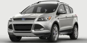 2014 Ford Escape 4WD SE Heated Seats,  Panoramic Roof,  Back-up