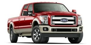 2013 Ford Super Duty F-350 SRW Lariat Heated/Cooled Leather NAV