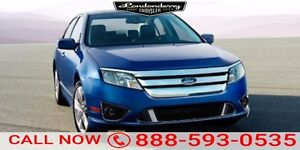 2010 Ford Fusion AWD SPORT Accident Free,  Navigation (GPS),  Le
