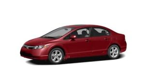 2008 Honda Civic TO BE SOLD AS-TRADED