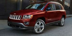 2012 Jeep Compass AWD AUTO LOW KMS
