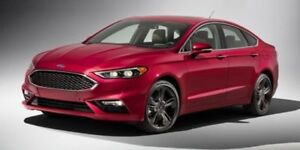 2017 Ford Fusion SE, AWD, Lthr, Moon, Nav, Loaded