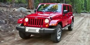 2016 Jeep Wrangler Unlimited UNLIMITED SAHARA 4WD