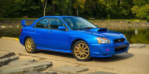 GOLD subaru impreza wrx STi BBS wheels 5x100 & Summer Tires