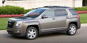 2015 GMC Terrain Leather,