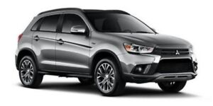 2019 Mitsubishi RVR SE AWD BLACK EDITION BLACK EDITION, BACK UP