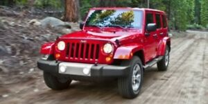 2014 Jeep Wrangler Unlimited Sahara Altitude Edition | Navigatio