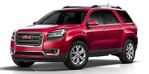 2016 GMC Acadia SLE, quad seats, rem. start, sunroof, tow packag