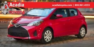 2015 Toyota Yaris LE **NO PAYMENTS UNTIL SPRING**