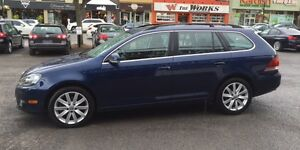 2013 Volkswagen Golf Highline Wagon TDI DSG