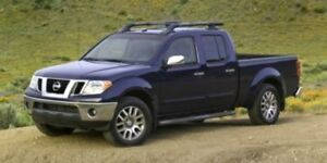 2018 Nissan Frontier PRO-4X LEATHER