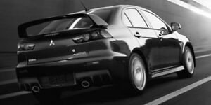 2015 Mitsubishi Lancer Evolution EVOLUTION SUPER GSR Accident Fr