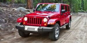 2014 Jeep Wrangler Unlimited Sahara | Leather | Navigation | *CO