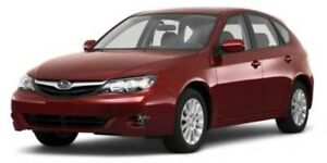 2010 Subaru Impreza 2.5i